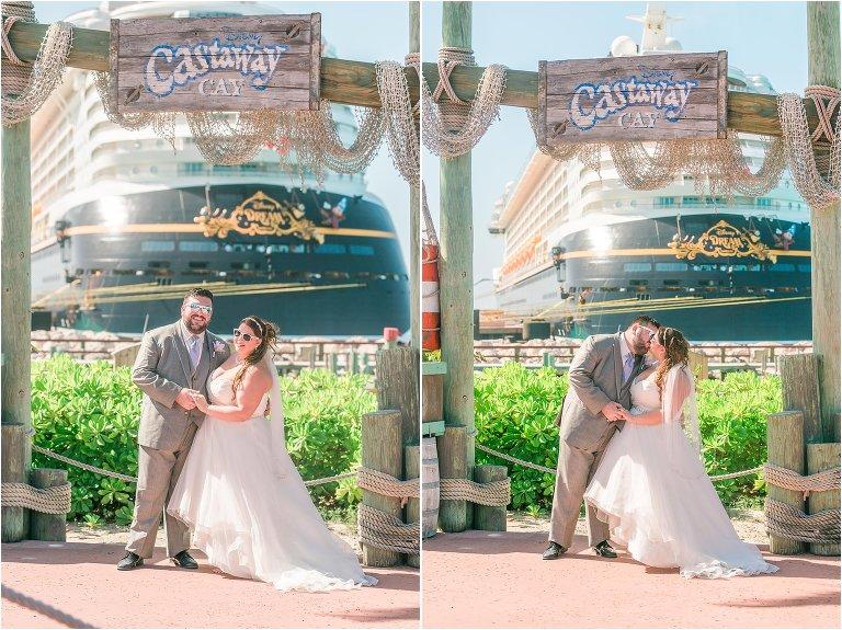 Disney Cruise Wedding.Disney Cruise Line Wedding Aboard The Disney Dream Monica